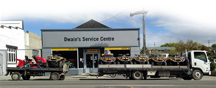 About Dwains Service Centre